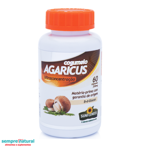 Cogumelo Agaricus 350mg  - Sunflower - comprar online