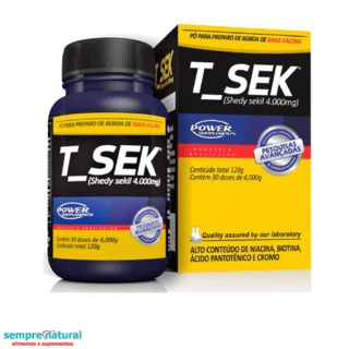 T_SEK - Power Suplementos