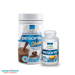 Kit Besofin Shake + Besofin Active Burn