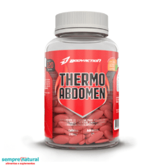 Thermo Abdomen 120 Cáps - Body Action