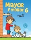 Mayor y menor 6 - comprar online