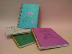 Cuaderno Mermaid Tail