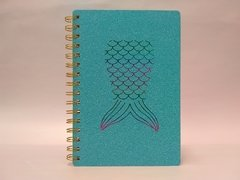 Cuaderno Mermaid Tail en internet