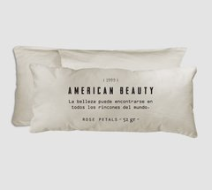 Almohadon American Beauty