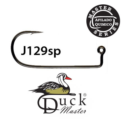 Anzuelo JIG 90°- Duck Master J129sp - Pack (20 unidades)