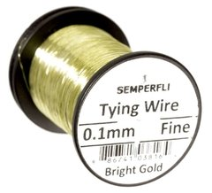 Hilo de cobre Ultrafine 0,1mm - Semperfli