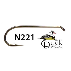 Anzuelo para Ninfas - Duck Master N221 - Pack (20 unidades)