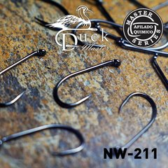 ANZUELO PARA NINFAS - DUCK MASTER NW-211/BL - PACK (20 UNIDADES) - comprar online