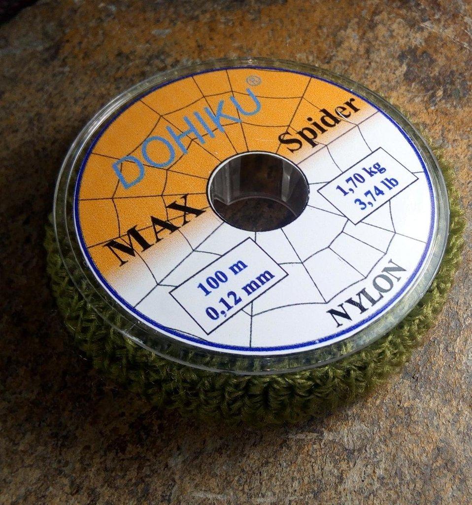 Tippet DOHIKU Max Spider Nylon 100metros