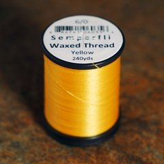 Hilo encerado 6/0 Semperfli Waxed Thread 240 yardas en internet