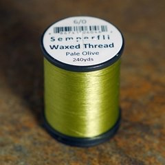 Hilo encerado 6/0 Semperfli Waxed Thread 240 yardas - Duck Master