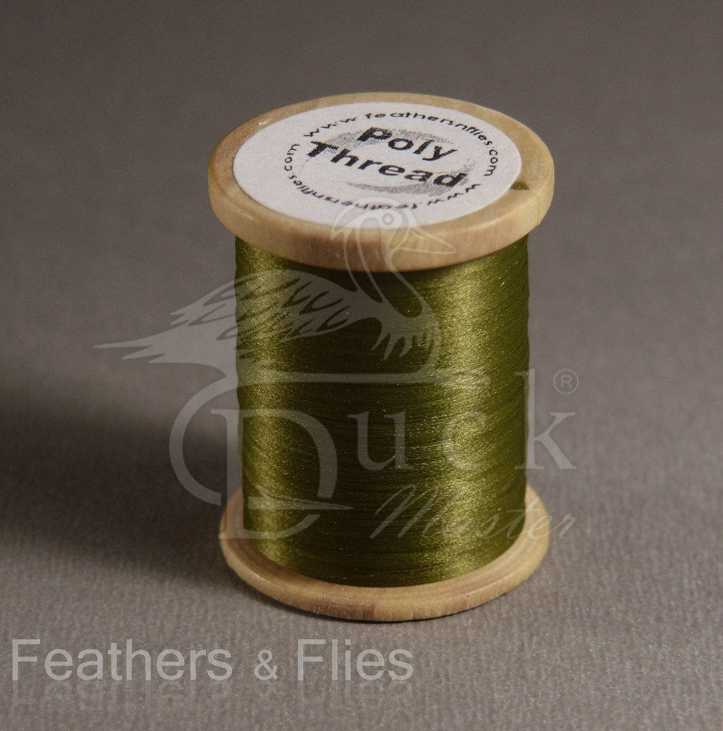 """Hilo """"Poly Thread"""" Feathers and Flies"""