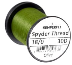 Hilo Spyder thread Semperfli 18/0 - Duck Master