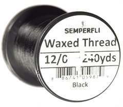 Hilo encerado 12/0 Semperfli Waxed Thread 240yardas en internet