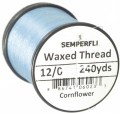 Hilo encerado 12/0 Semperfli Waxed Thread 240yardas