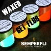 Semperfli Waxed Thread Fluorescente 240 yardas