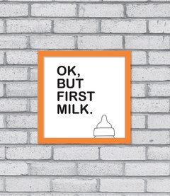 Quadro First Milk