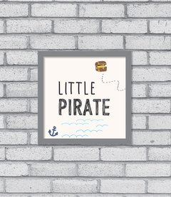 Quadro Little Pirate - [pendurama]