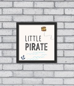 Quadro Little Pirate