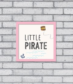 Quadro Little Pirate - comprar online