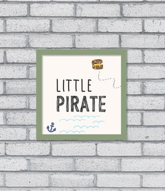 Quadro Little Pirate na internet