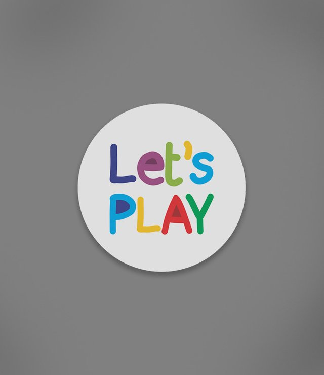 Placa Let's Play - comprar online