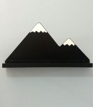 Prateleira + Adesivo Alpes