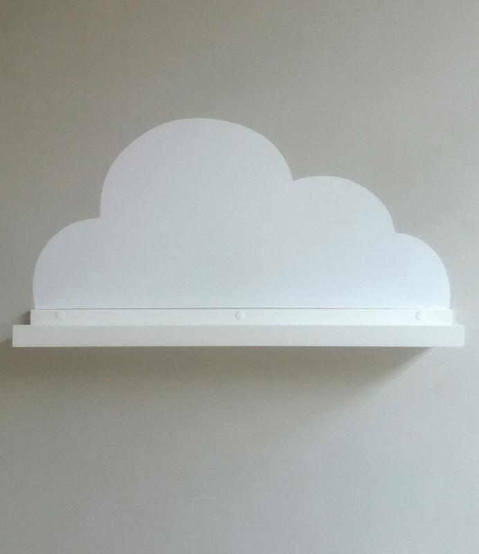 Armario Modulado Quarto Casas Bahia ~ Prateleira Nuvem