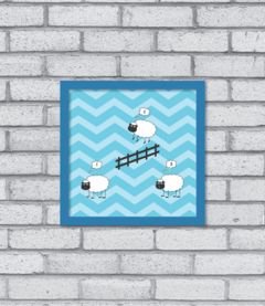 Quadro Counting Sheep