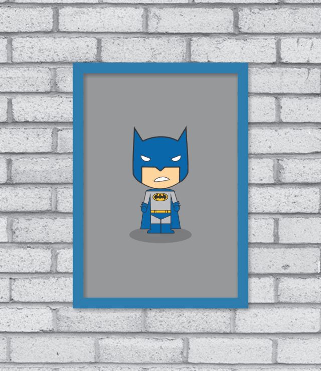 Quadro Cute Batman