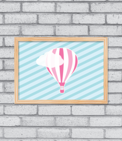 Quadro Hot Balloon na internet