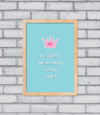 Quadro Little Princess