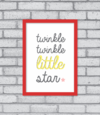Quadro Little Star - [pendurama]