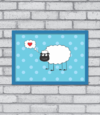 Quadro Loving Sheep