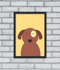 Quadro Night-Night, Puppy - [pendurama]