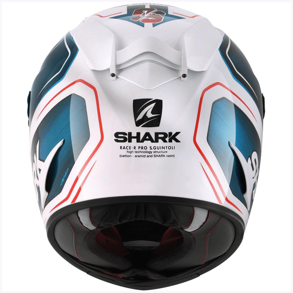 Q Significa Shark Capacete Shark Race-r ...