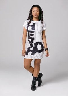 Vestido T-shirt Dress Ramones