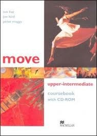 move uppe intermediate coursebook with cd rom - sue kay