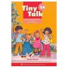 tiny talk 2a student book and worbook - susan rivers