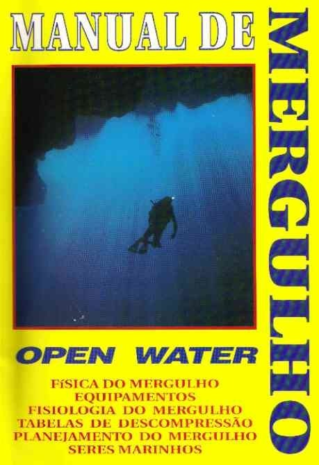 manual de mergulho open water - marcus weneck