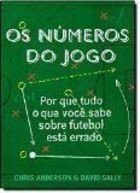 numeros do jogo - chris anderson, david sally