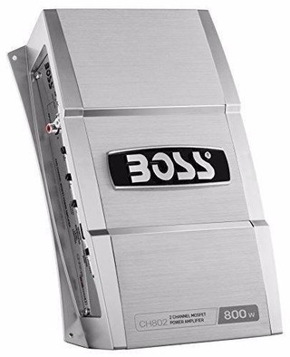 Imagen de Potencia Boss Audio System 800 Watts! Chaos Ch802 Peak Power