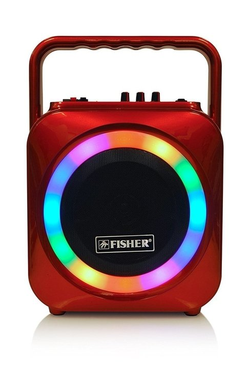 Parlante Bluetooth FISHER FBX440 PARTY JAM SOUND