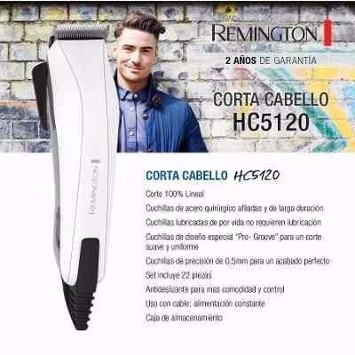 Corta Cabello Remington C/ Maleta De Regalo Hc5120