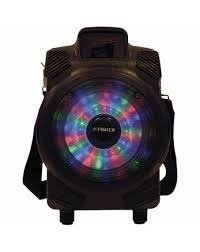 Parlante Fisher fbx-550 Bluetooth 6 Pulgadas.  100 W-luces Multicolores - CON AURICULAR HAVIT BLUETOOTH DE REGALO!!!