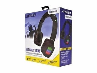 Auricular Inalambrico FISHER Bluetooth M.libres Fisher C/luz Led - comprar online