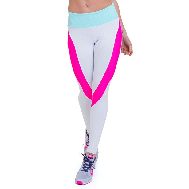 Legging Angel - White