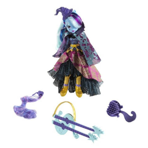 My Little Pony Equestria Girls Fashion Trixie Lulamoom - Hasbro