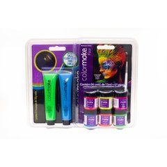 Kit Tinta + Gel Neon | Color Make - comprar online