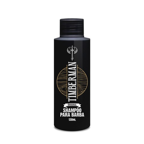SHAMPOO PARA BARBA TIMBERMAN 130 ML